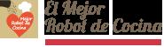 Logo el mejor robot de cocina tmx