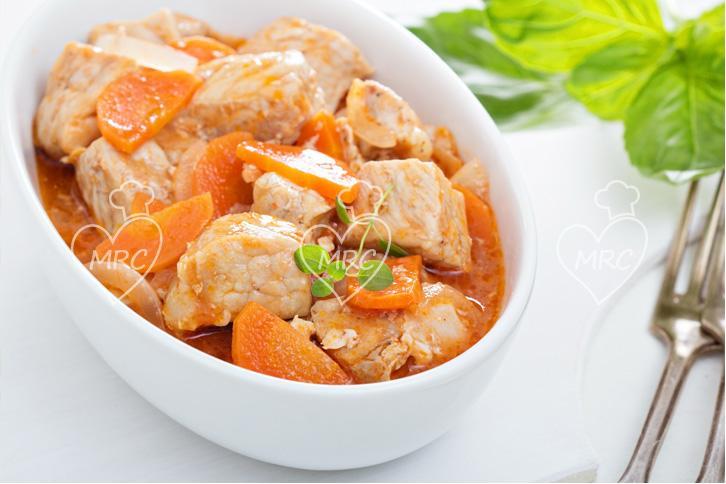 Carne estofada con verduras al vapor recetas para cocinar for Cocinar verduras al vapor