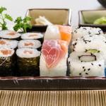 Arroz sushi y sus presentaciones