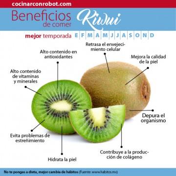 beneficios kiwi