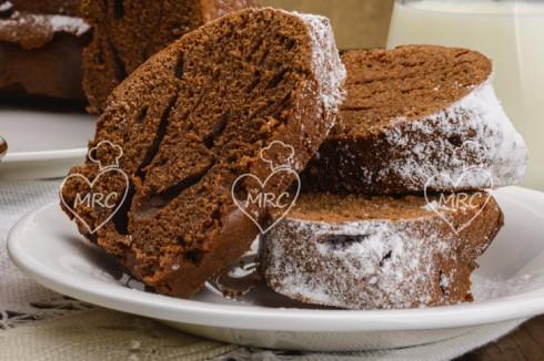 Bizcocho de chocolate al vapor thermomix recetas for Cocinar con robot
