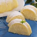 Bizcocho de sémola al limón – sin gluten
