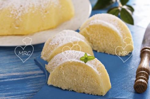 bizcocho de semola con limon sin glute