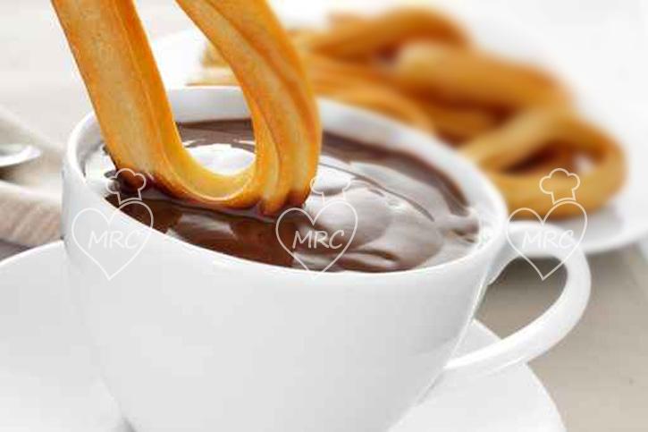 Receta Thermomix TM5 TM31 chocolate a la taza