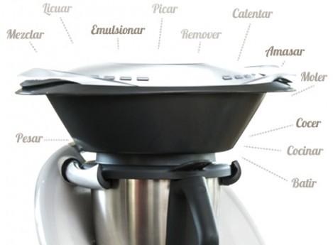 Recetas cocinar con robot thermomix el mejor robot de cocina for Cocinar con robot