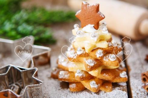 galletas de turrton para navidad