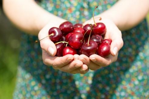 guia de las mano para la racion de fruta debes comer