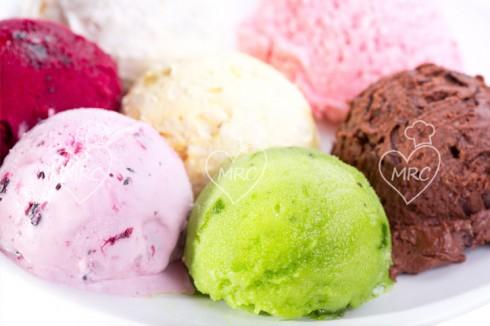 helado con el thermomix
