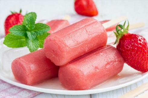 receta Thermomix TM5 TM31 helado hielo fresa