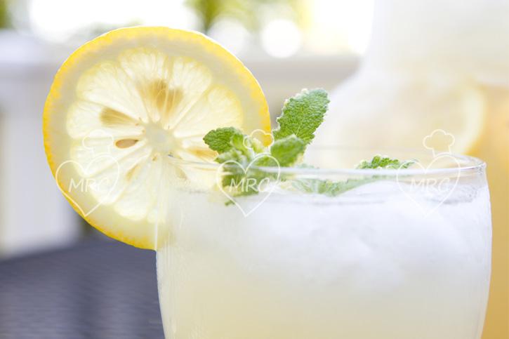 limonada casera alcalina thermomix