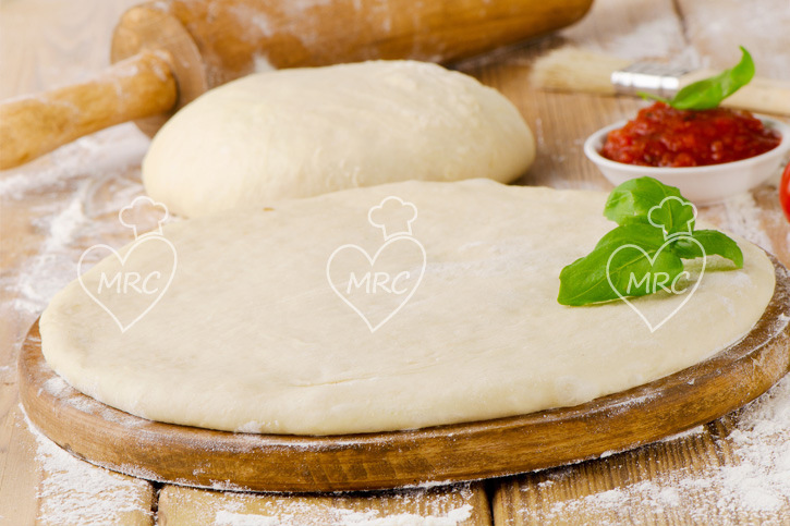 masa de pizza casera thermomix