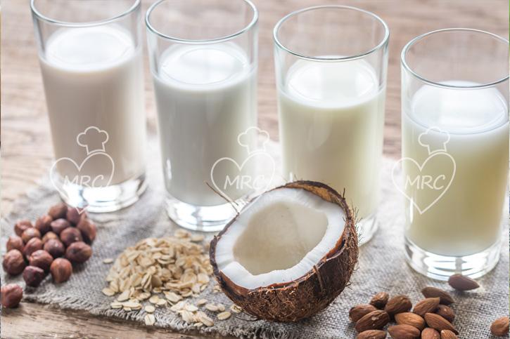 Recetas Thermomix TM5 TM31no leche avena avellana coco almendra