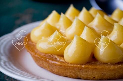 receta pastel de crema de limon Thermomix TM5 TM31