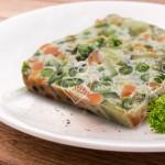 Pastel de verduras al Varoma