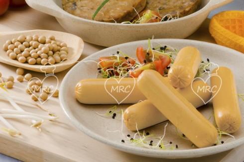 Salchichas de tofu thermomix recetas thermomix cocinar for Cocinar con robot
