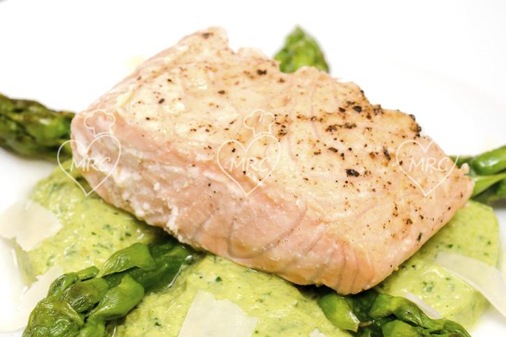 Salm n al vapor con verduras recetas para cocinar con for Resetas para cocinar
