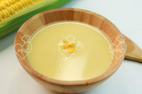 Receta Termomix TM5 o TM31 Sopa crema de maiz tierno