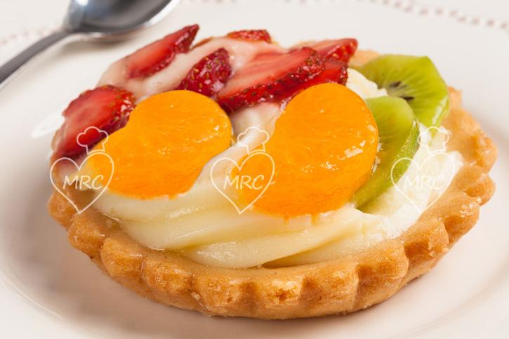 receta Thermomix TM5 TM31 tarta frutas masa sablee