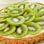 Tarta kiwi