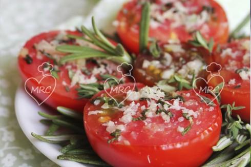 tomate con hierbas a la provenzal