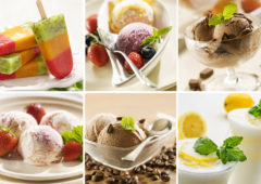 Cómo preparar helados con Thermomix