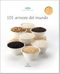 libro 101 arroces del mundo con Thermomix