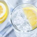 Limonada alcalina o bebida isotónica