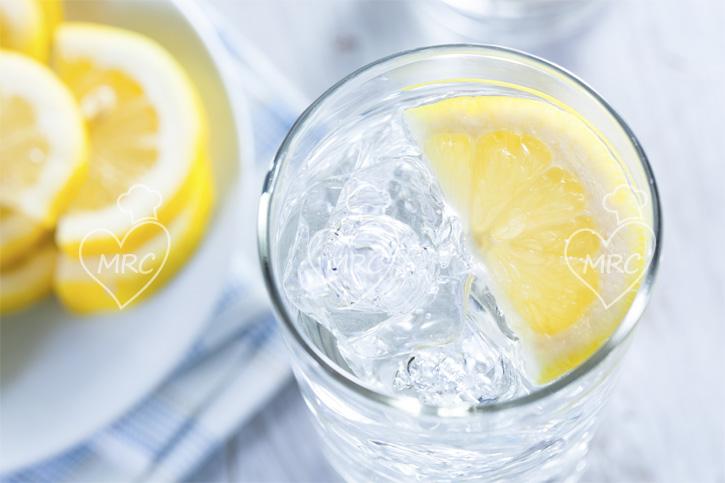 limonada casera isotonica