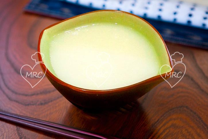 receta Thermomix TM5 TM31 aliño oriental ensalada
