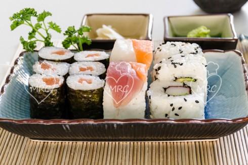 arroz maki sushi, temaki sushi, nigiri sushi, Inari sush, edomae sushi