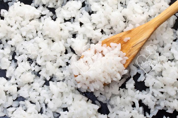 preprar arroz para sushi con el thermomix