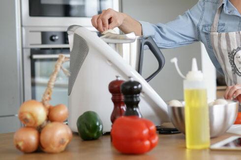cocinar con robot thermomix