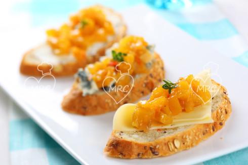 chutney de mango receta india preparado con thermomix
