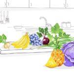 Consume verduras y fruta de temporada en invierno