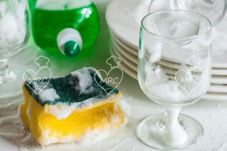 detergente para lavavajilas