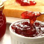 Mermalada fresa y semillas de chía