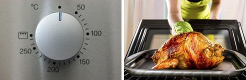 temperatura horno y sus aplicaciones