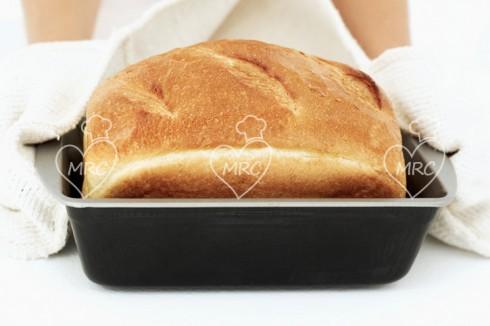pan de molde casero tradicional