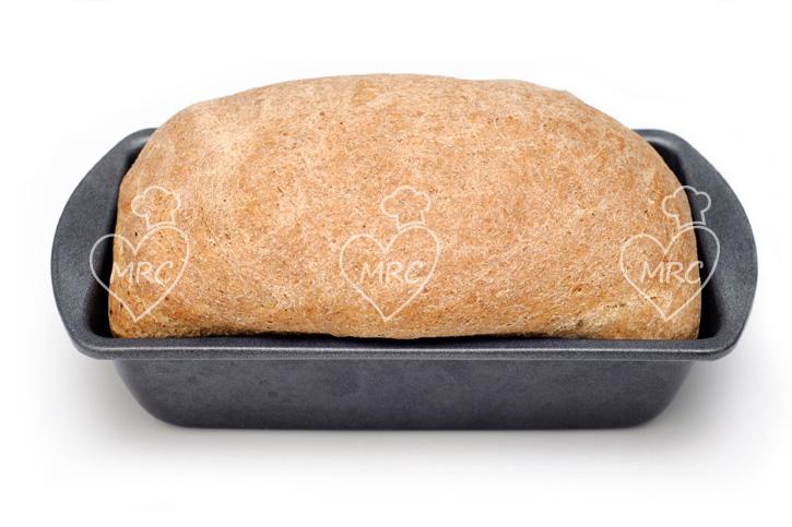 Pan de molde casero amasado con Thermomix
