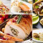 Platos principales para Navidad, ricos y deliciosos