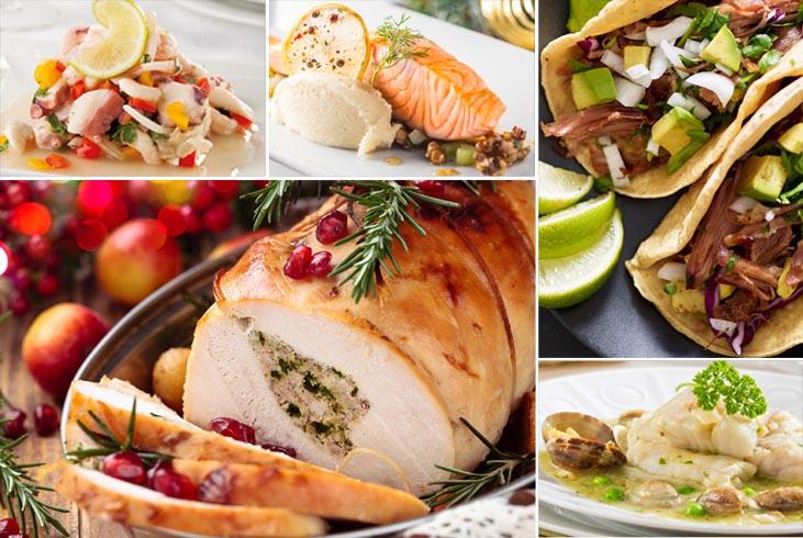 Receta platos principales carne o pescado con Thermomix