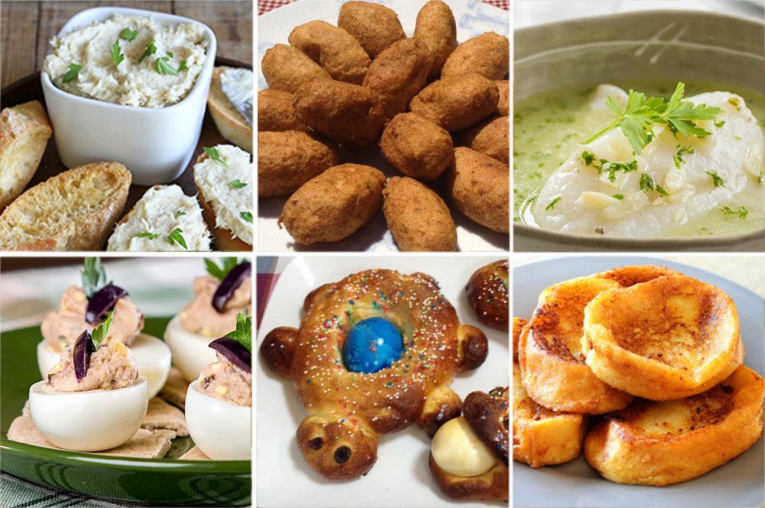 recetas tradicionales de semana santa y cuaresma preparadas con thermomix
