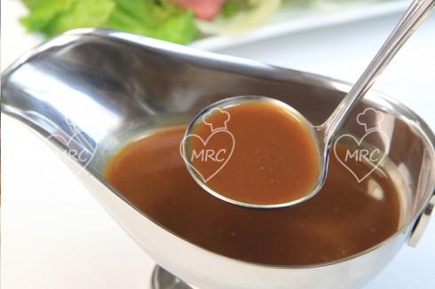 receta Thermomix TM5 TM31 salsa con vino pedro ximenez
