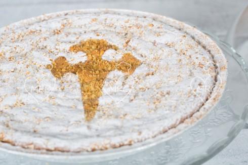 receta Thermomix TM5 TM31 tarta de santiago
