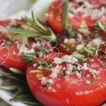 Tomates con hierbas a la provenzal