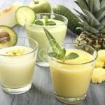 3 zumos de frutas