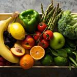 Consume verduras y fruta de temporada invierno