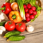 Consume verduras y fruta de temporada verano