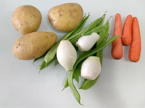 verduras para hervido valenciano