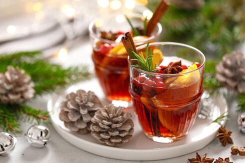 vino caliente de navidad con thermomix